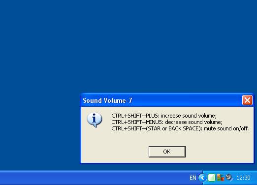 Windows 7 Sound Volume-7 1.0 full